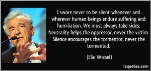 Elie Wiesel-IsworeNeverToBeSilent_w300.jpg
