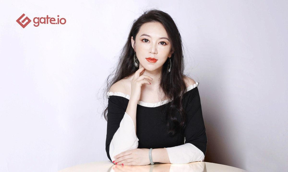 Gate.io's Tina Yuan, CEO of Gate Korea