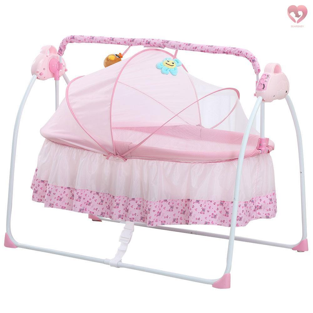 2. SANPAULO Baby Cradle Swing