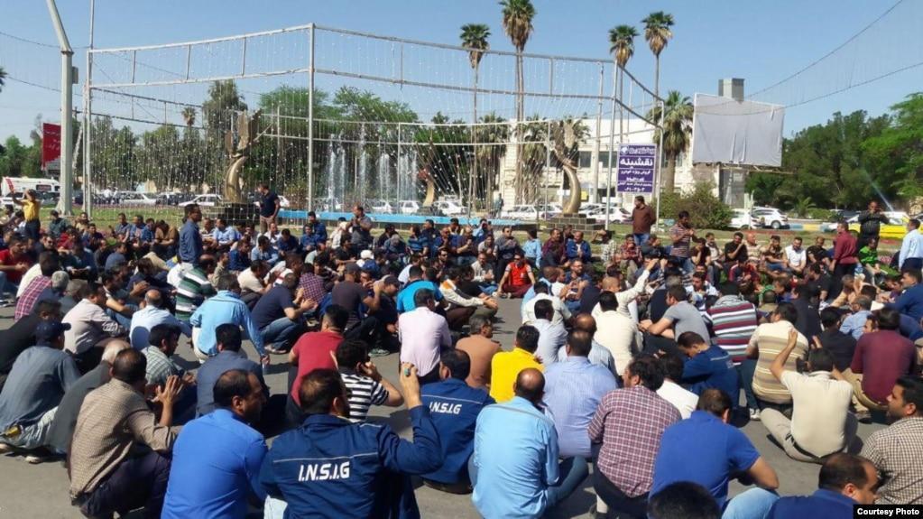 تاکنون کارگران ۶۱ شرکت به اعتصاب صنعت نفت، گاز و پتروشیمی پیوستهاند