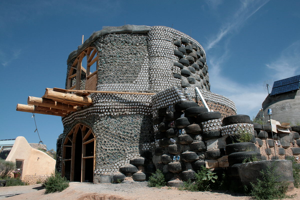 All You Wanna Know About Building A Home With Recycled Tyre Built In Chicago