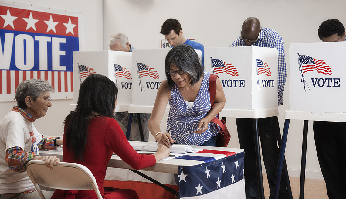 Why do people vote? (An insight)