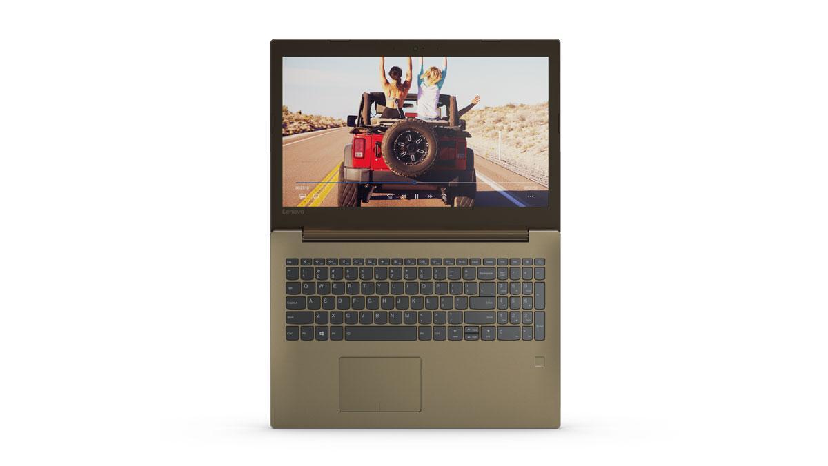 Фото 3 - Ноутбук Lenovo IdeaPad 520-15IKB Bronze (80YL00LLRA)