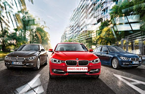 BMW 320d Sedan Efficient Dynamics Edition