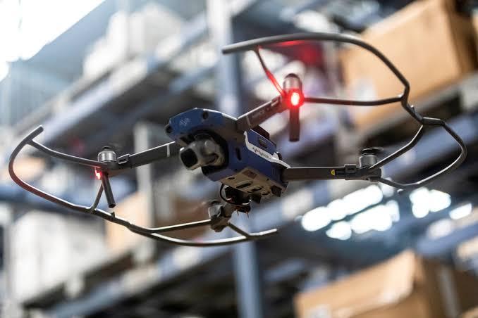 Autonomous drone technology