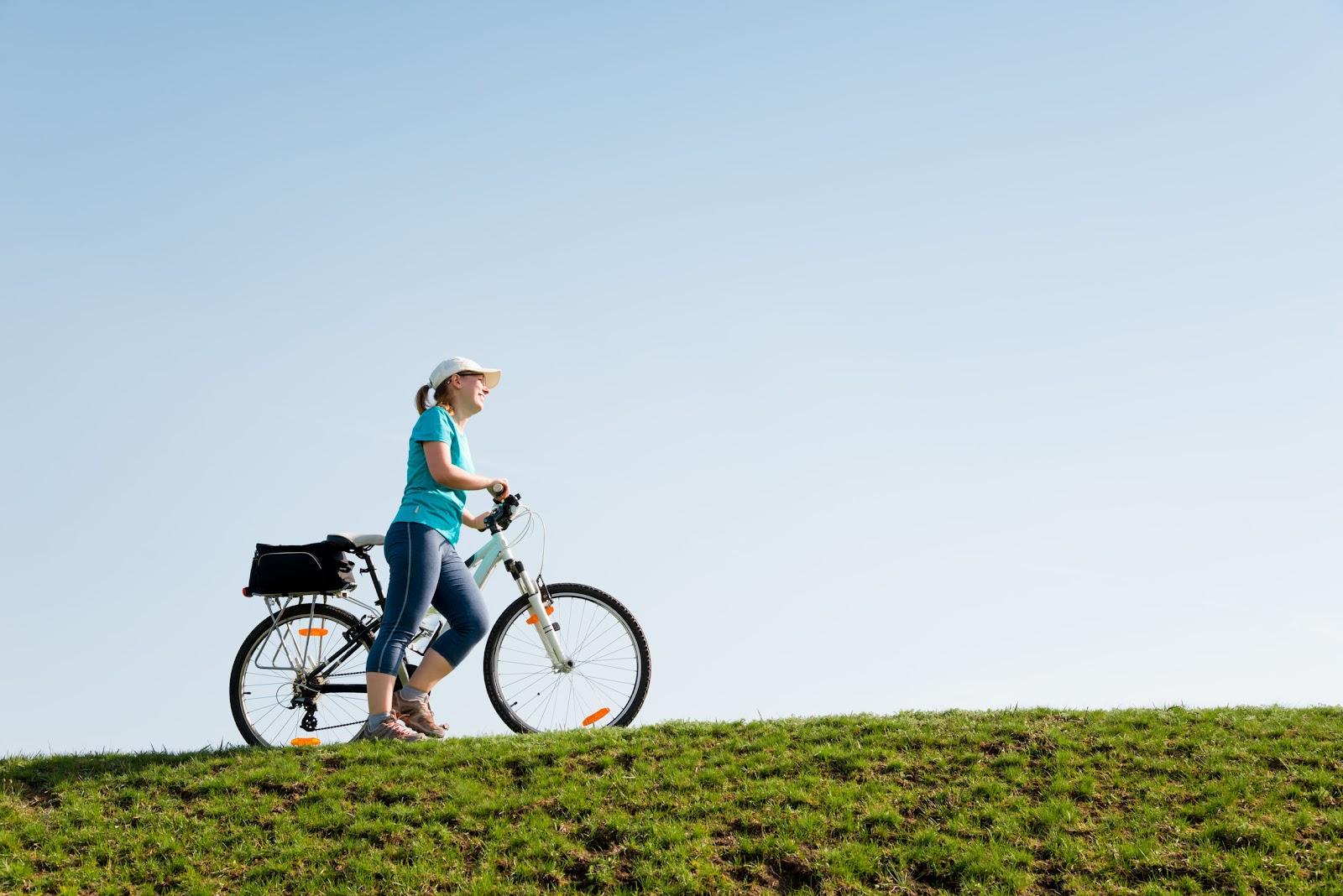 女性自行車該怎麼入手?