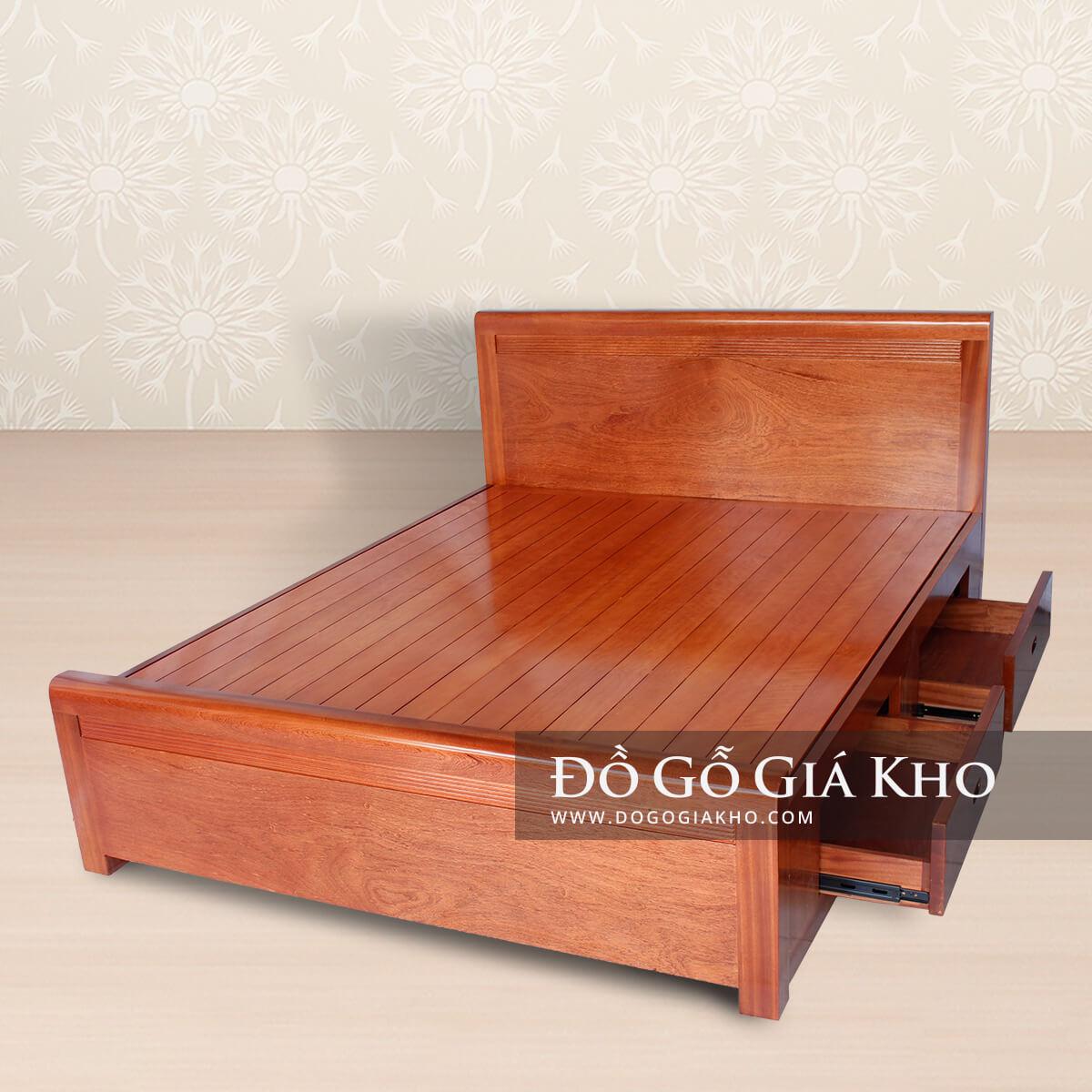 Xu hướng chọn giường gỗ năm 2019