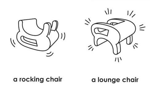 超輕翻轉椅 FLIP SERIES BY DAISUKE MOTOGI