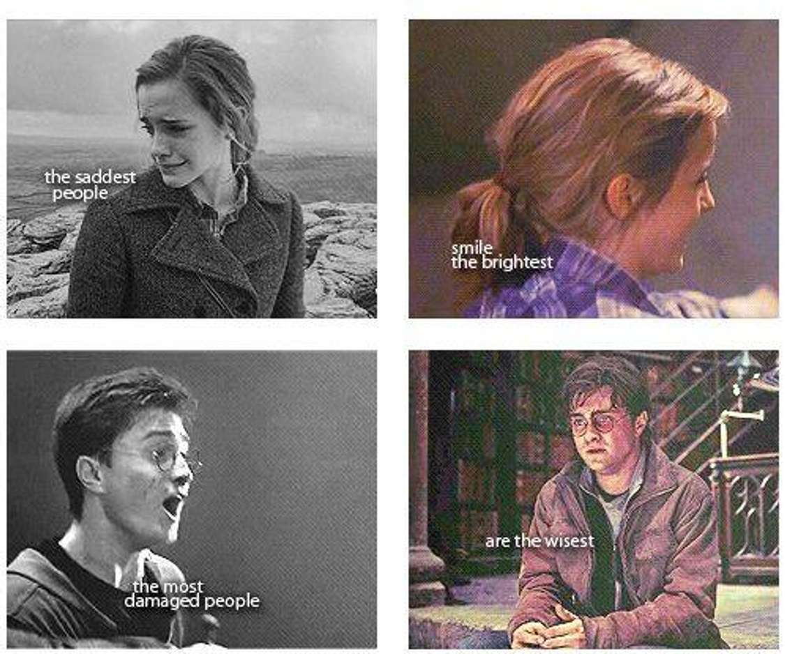Harry Potter: Heartbreaking Facts About The Golden Trio You Never Knew