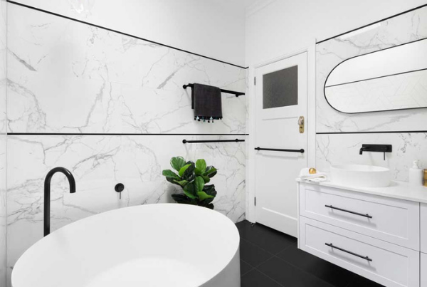 Full Bathroom Design GIA Renovations