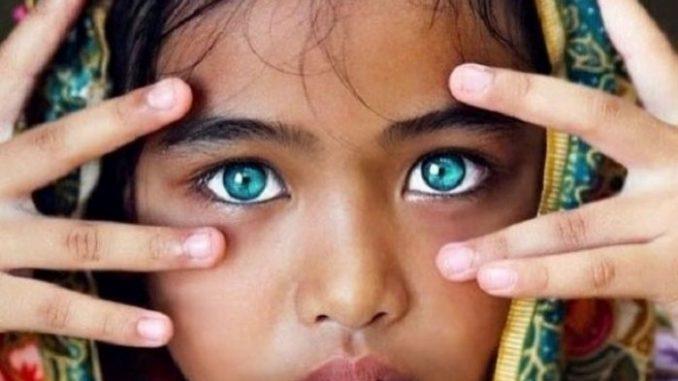 Suku Lingon | Masyarakat Bermata Biru di Belantara Hutan Halmahera