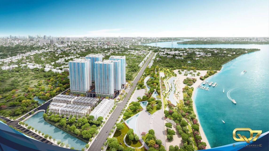 Những dự án căn hộ Hưng Thịnh quận 7 đáng tiền đáng ở nhất hiện nay