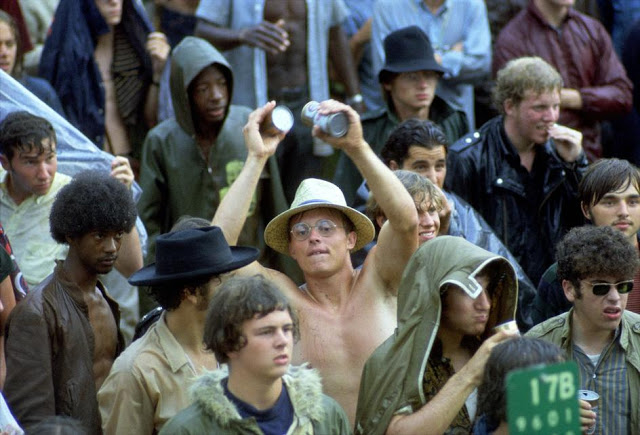 Photos of Life at Woodstock 1969 (51)