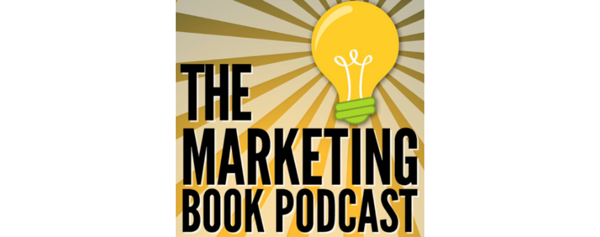 The Marketing Book Podcast logo