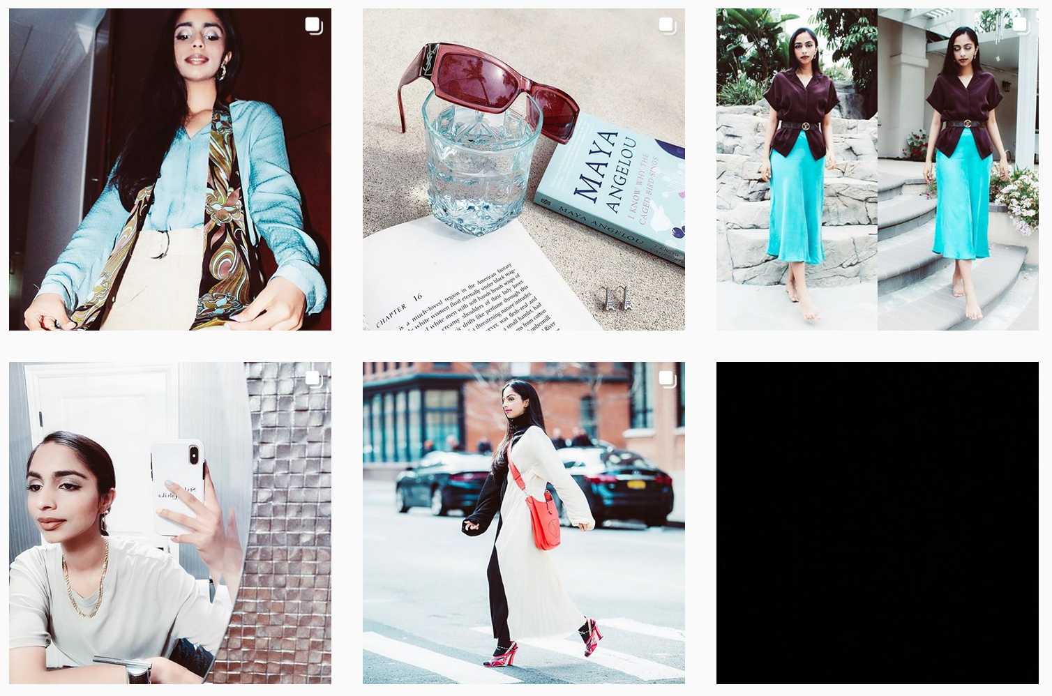 Malvika | Top 5 up and coming fashion influencers