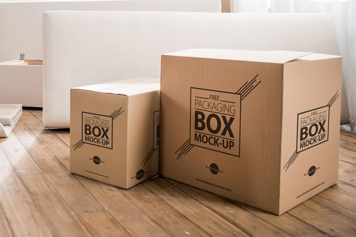 What are New Things About Packing Boxes?