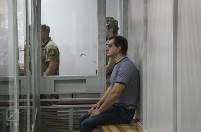 Роман Лягин в суде. Фото: Герман Кригер