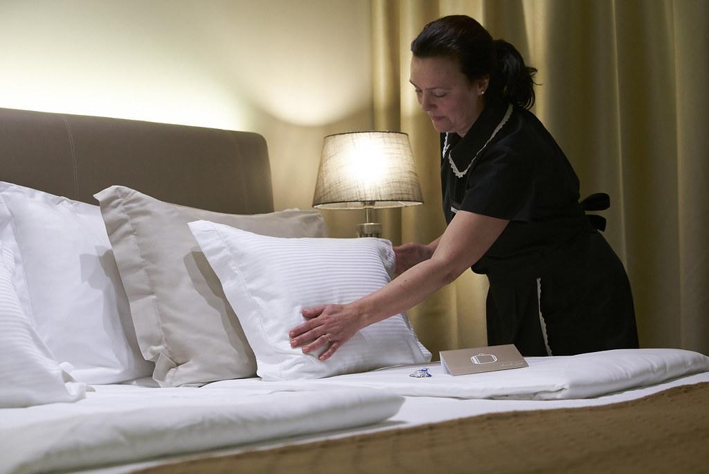 Du học ngành quản trị khách sạn tại Đức có môi trường rất chuyên nghiệp
