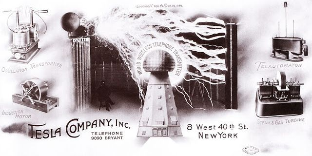 Nikola Tesla Buluşları Nelerdir