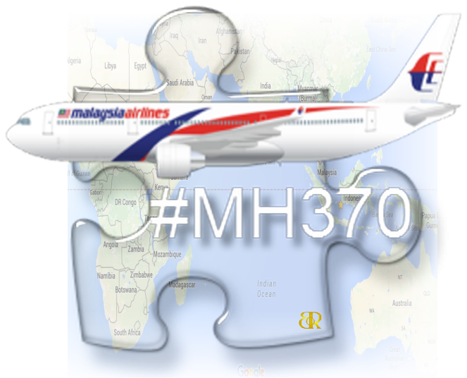 MH370 Puzzle - Mystery icon