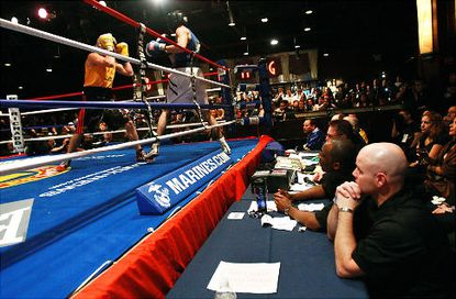 How To Become A Boxing Judge 1