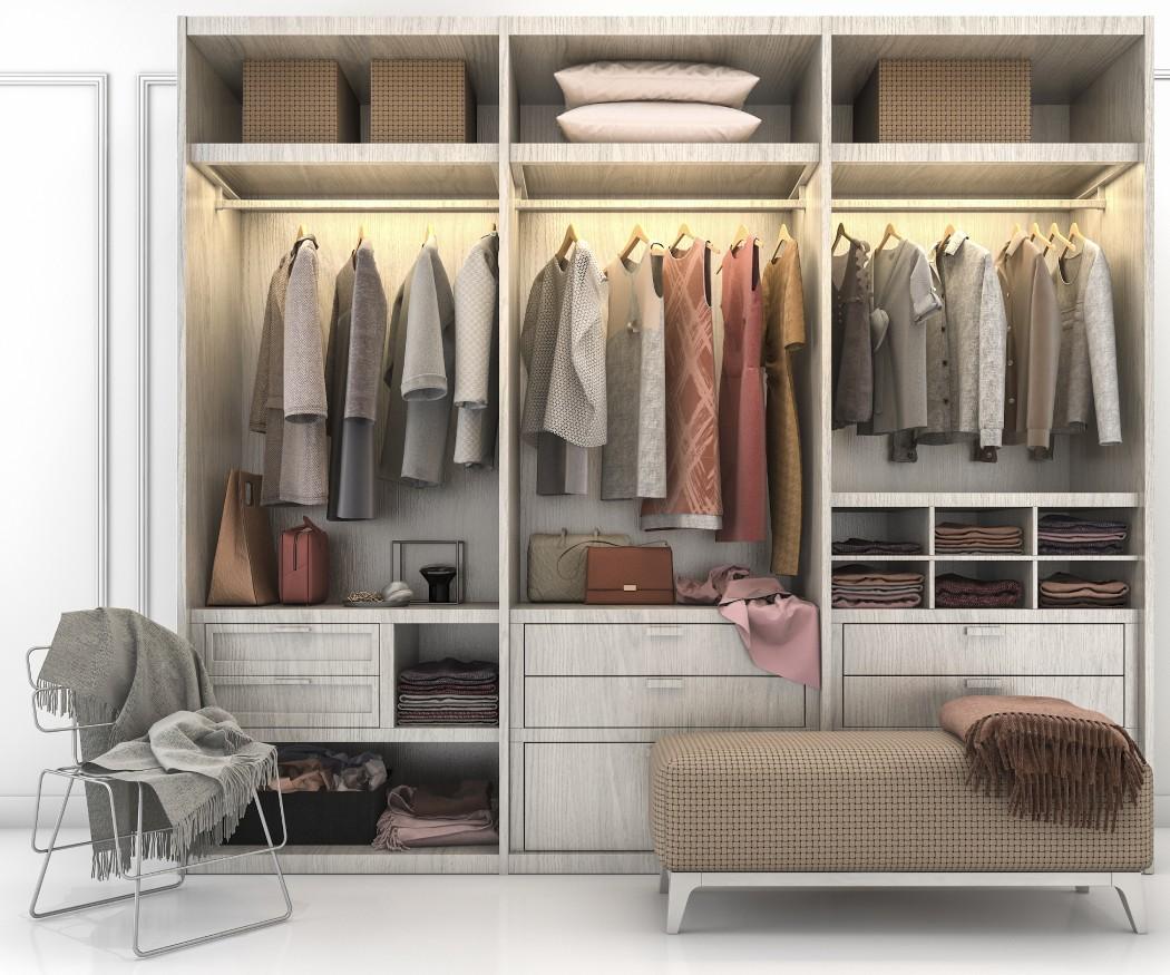 garderoba napoddaszu