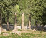 Ancient Olympia's Monuments and History