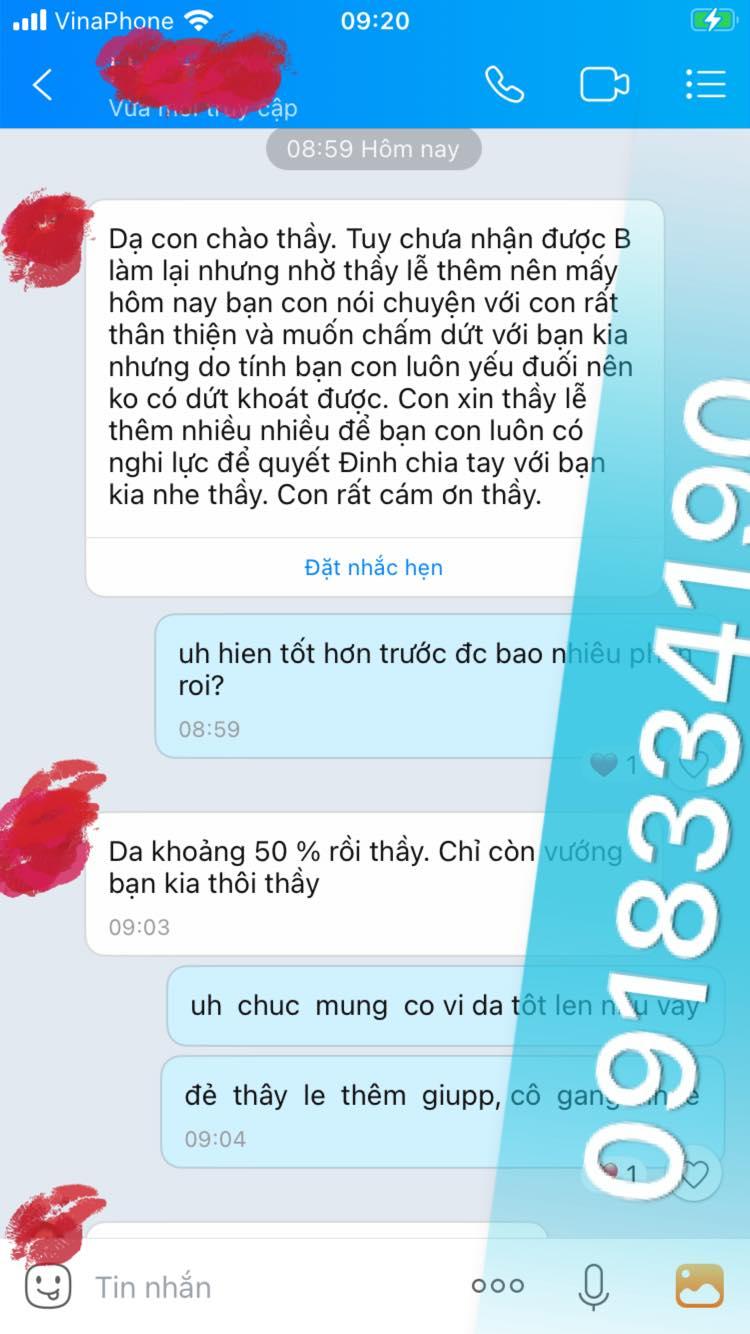 2. Danh tính thầy bùa yêu ở Bắc Ninh giỏi, luyện bùa linh nghiệm