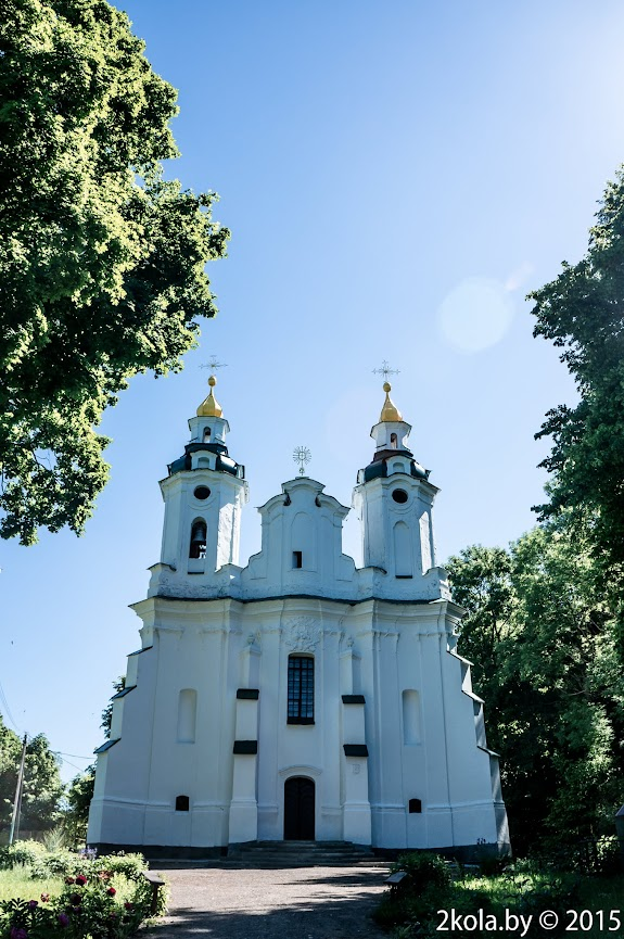 Царква Святой Тройцы | Вольна