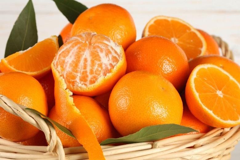 Khử mùi tủ lạnh bằng vỏ cam, quýt