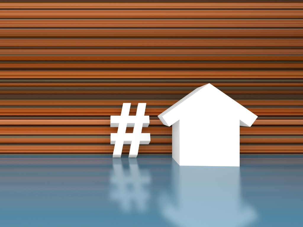 hashtag and real estate