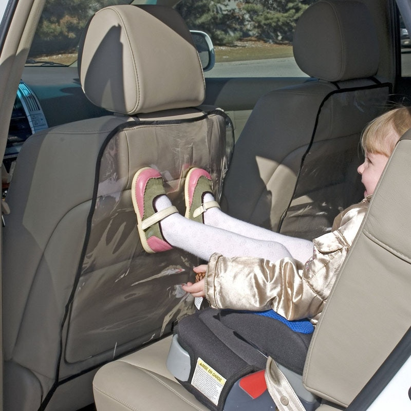 Car Seat Plastic Back Cover For Hygiene