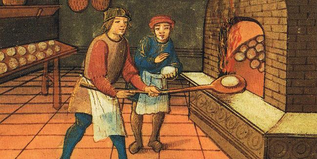 Resultado de imagen de oficios de la edad medieval