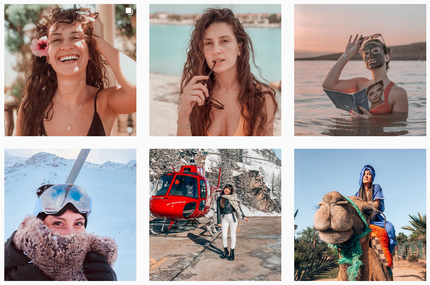 Sofia Krarad | Travel Adventurer Available for Collabs