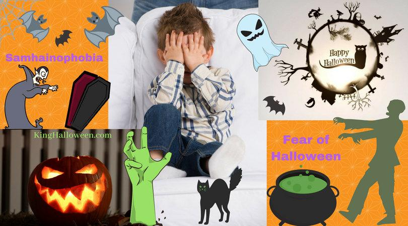 Fear of Halloween and other Strange Phobias - King Halloween