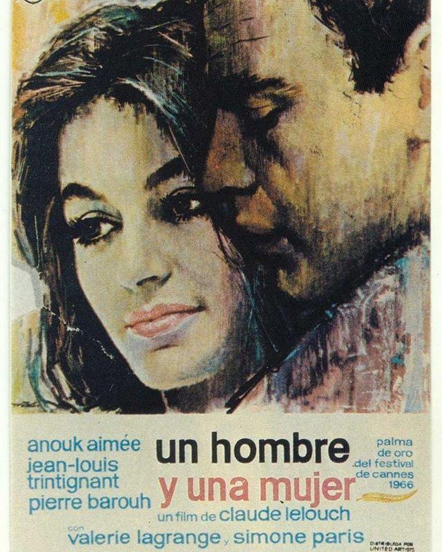 Un hombre y una mujer (1966, Claude Lelouch)