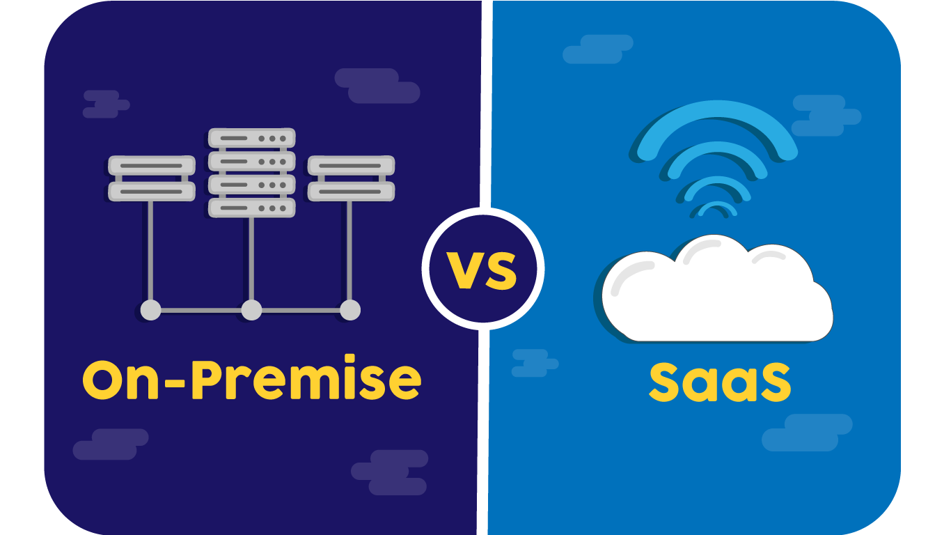 Differences between On-Premise and SaaS— What is SaaS and how entrepreneurs can leverage it.