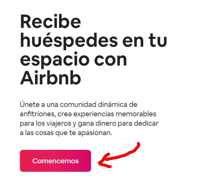 Cómo ganar dinero con Airbnb recibiendo huéspedes en tu espacio