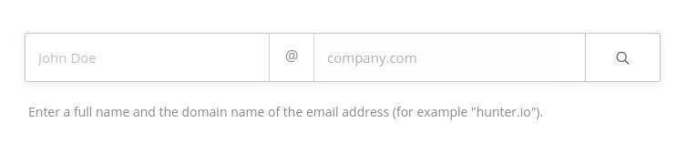 hunter.io email checker
