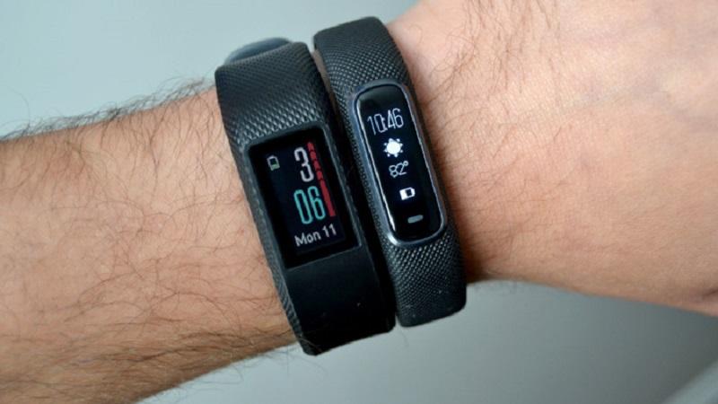 Đồng hồ Garmin vivosmart 4 hỗ trợ theo dõi tình trạng sức khỏe tốt