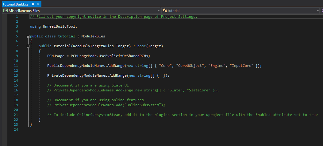 TUTORIAL] make own blueprint actor for C++ web message