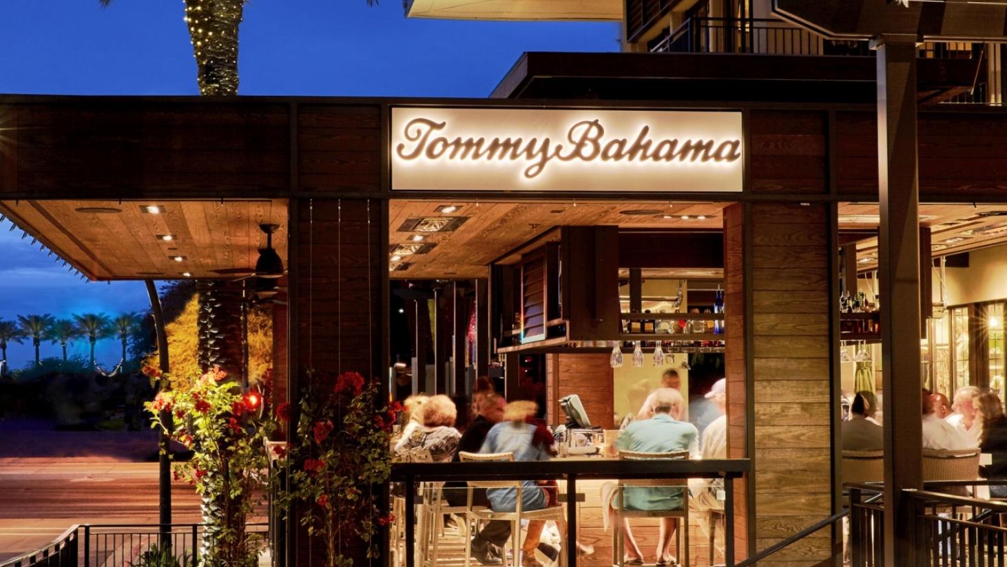 modern restaurant design exterior