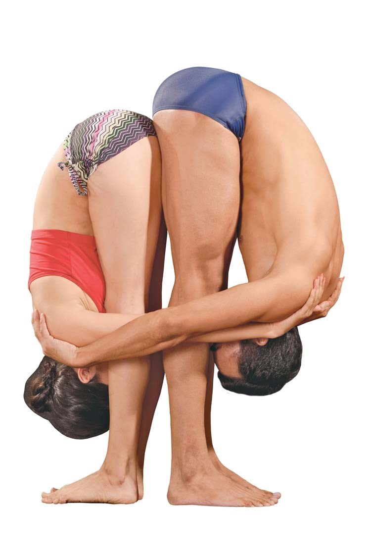 top 6 yoga poses for two people superble