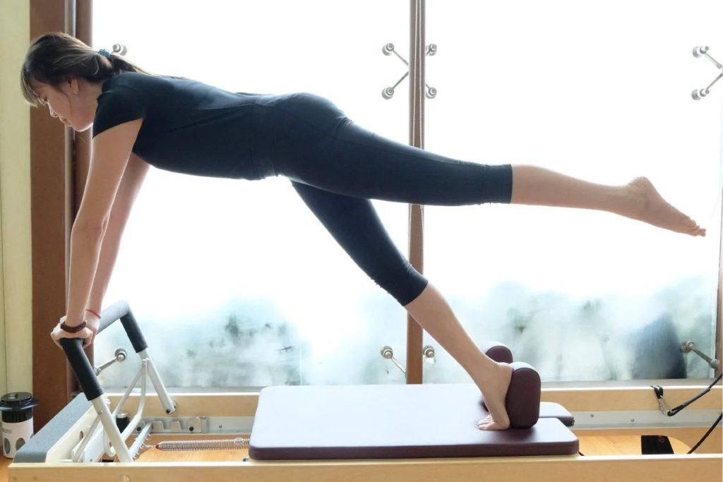 Body Connection Pilates member