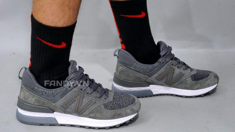 New Balance -  Cơn sốt  giày mới dành cho tuổi teen