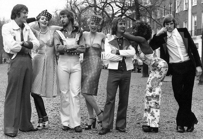 Fashion trends from the 70s 7
