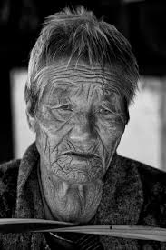 Image result for black and white faces outside