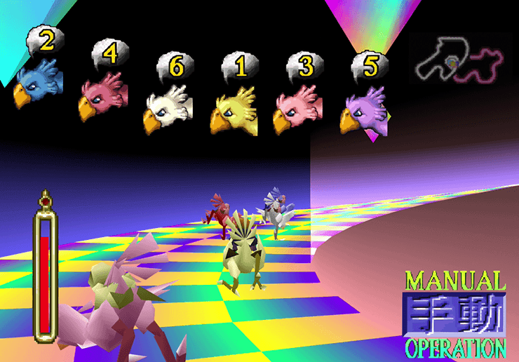 Memorable mini-game featured in video games