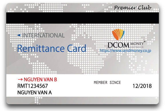 Thẻ bạc Dcom