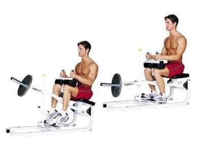 Calf Raises - Best Workout Routine For Men